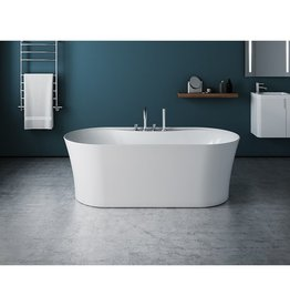Fleurco Fleurco BAL6731 Alto Grande Acrylic Bathtub White