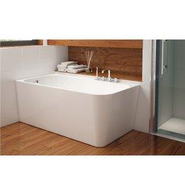 Fleurco Fleurco BKA5929R Kapelle Acrylic Bathtub White