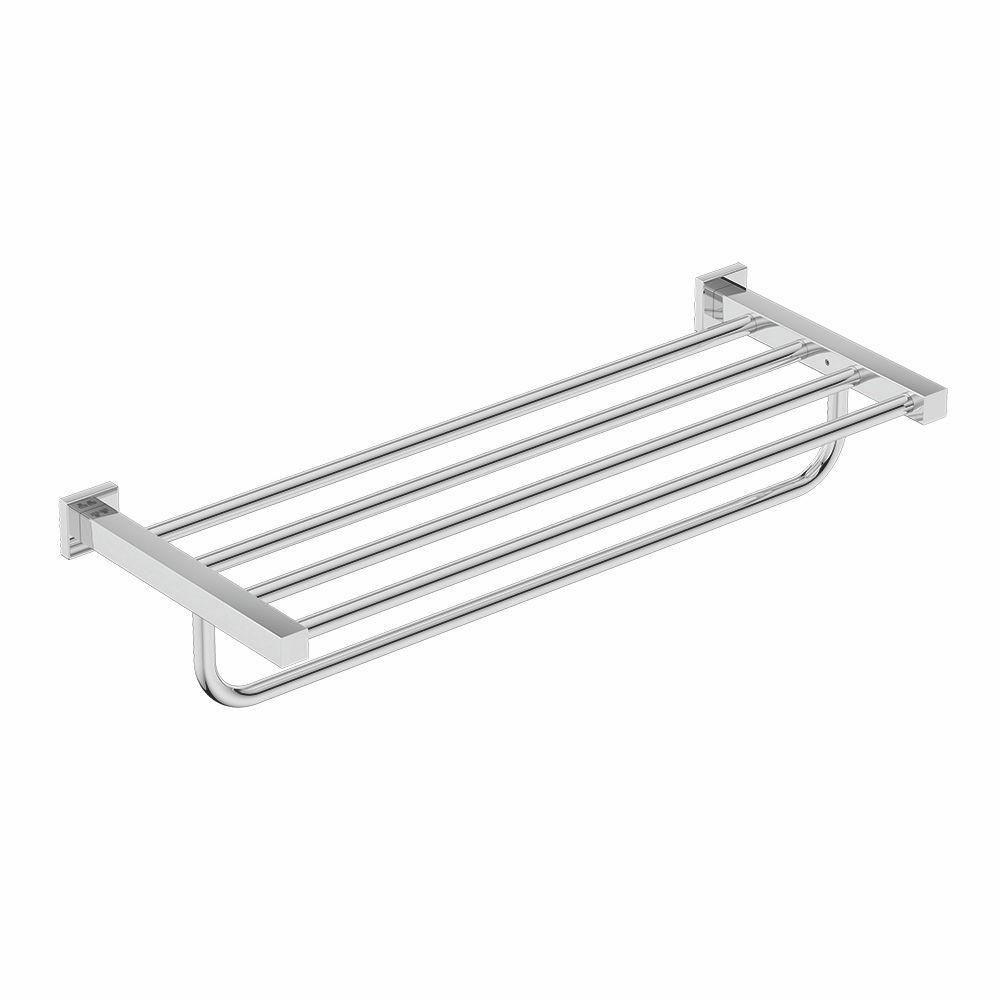 SLIK Slik BB-8593POLS Towel Shelf Hang Bar 25 Stainless Steel