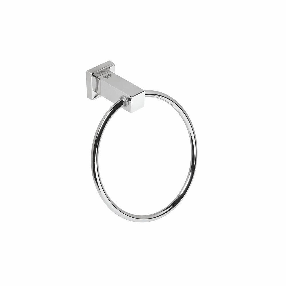 SLIK Slik BB-8540POLS Towel Ring Stainless Steel