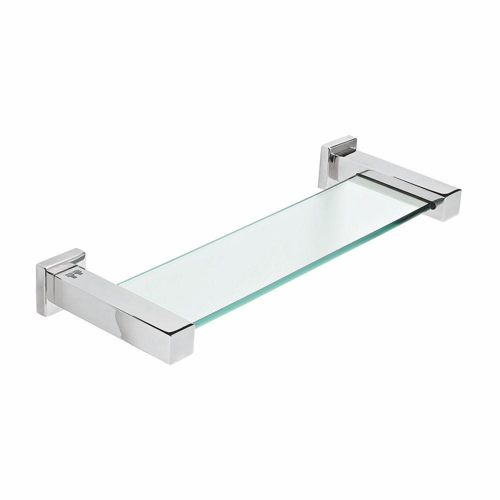 SLIK Slik BB-8525POLS Glass Shelf 13 Stainless Steel