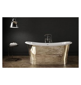 SLIK Slik CI6832 Cast Iron Freestanding Bathtub Mirror