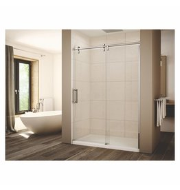 SLIK Slik EPS48 48 Eclipse Alcove Shower Door Chrome