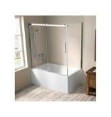 Oceania Oceania HY66R231 Hydria Bathtub Door Three Sides