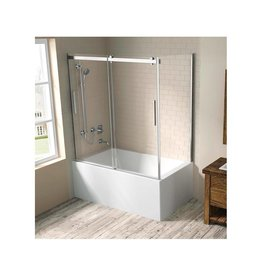 Oceania Oceania HY66R231 Hydria Bathtub Door Three Sides