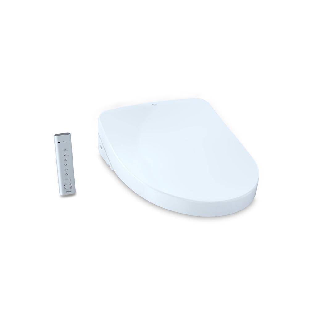 Toto TOTO SW3046T40 S500e WASHLET Contemporary Elongated With eWater Cotton