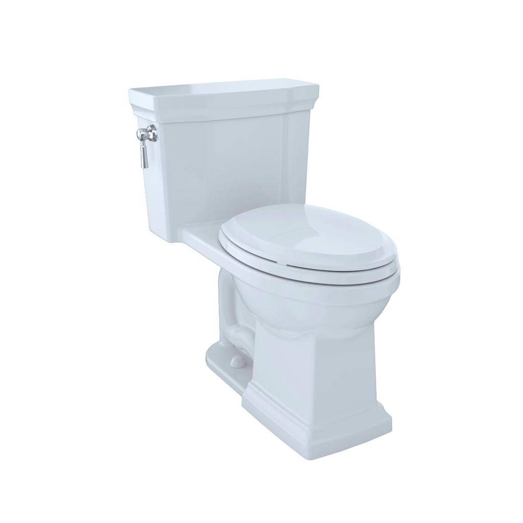 Toto TOTO MS814224CEFRG Promenade II One Piece Toilet Cotton Right Hand