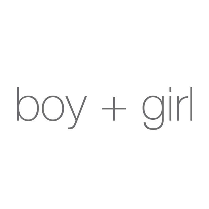Boy+Girl