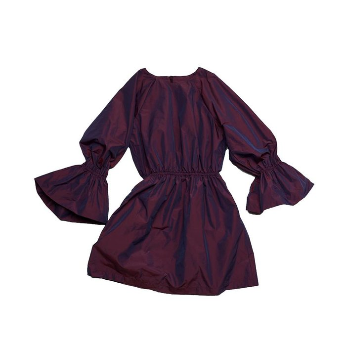 Mummymoon Purple Fullnes Dress