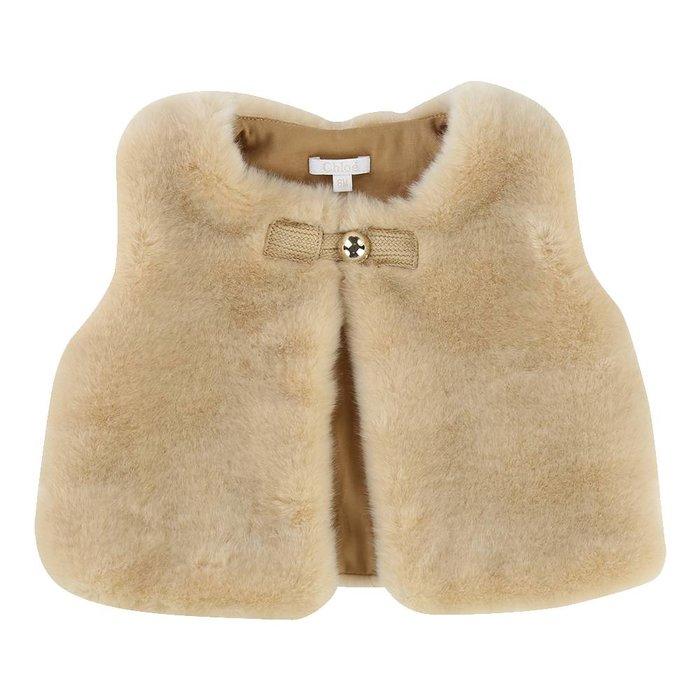 Chloe Faux Fur Vest