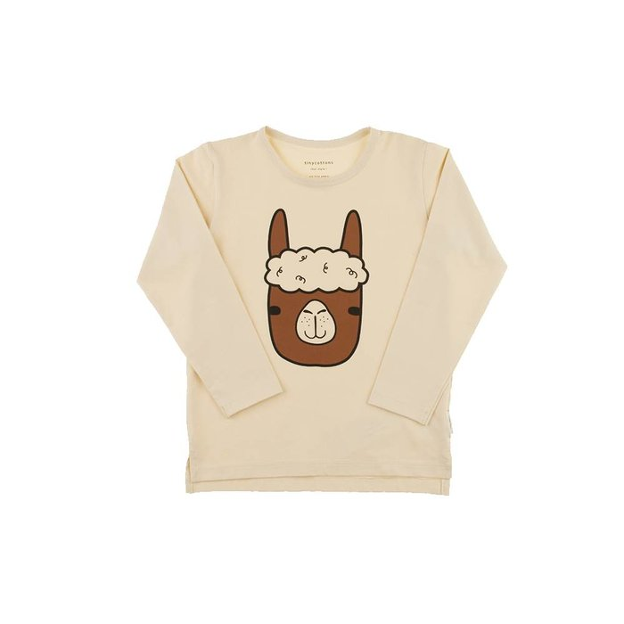 Tiny Cottons Face Graphic Tee