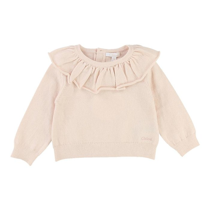 Chloe Baby Knitted Sweater