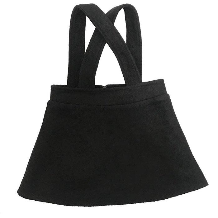 Bien Joli Suspender Skirt
