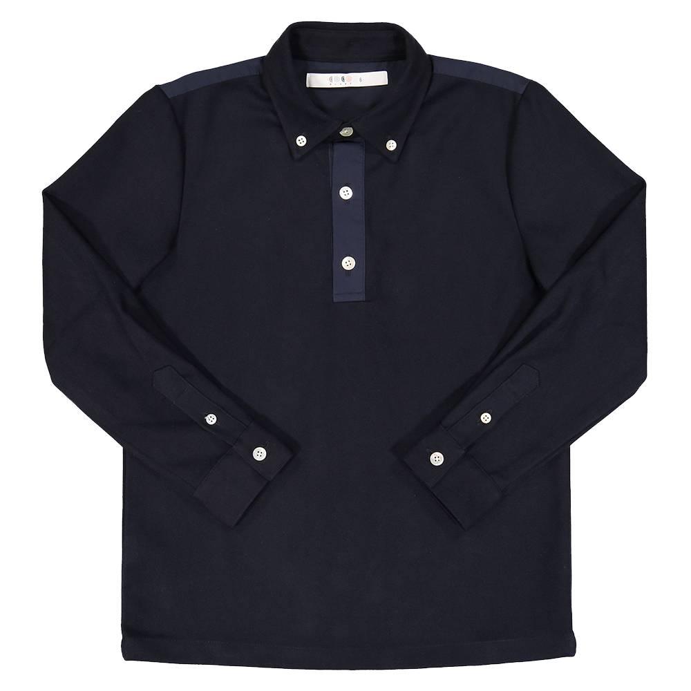 Coco Blanc Wool Flannel Shirt