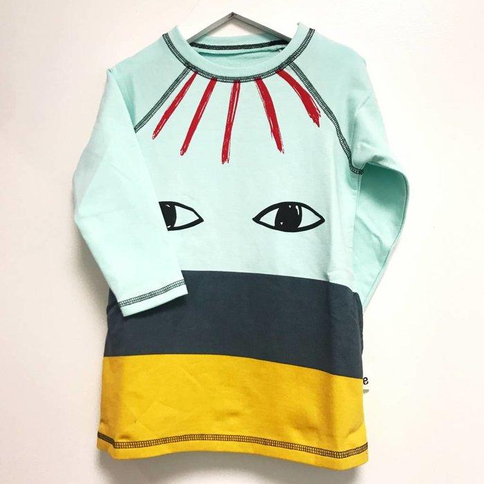 Zebra Eyes Dress