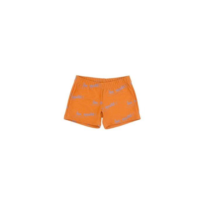 Bon Appetite Trunks Orange