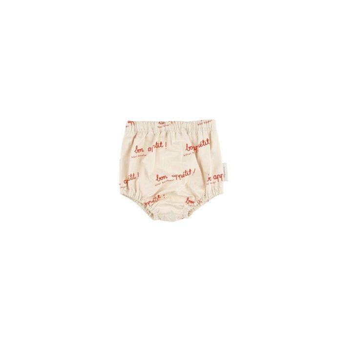 Bon Appetite Bloomer Off White
