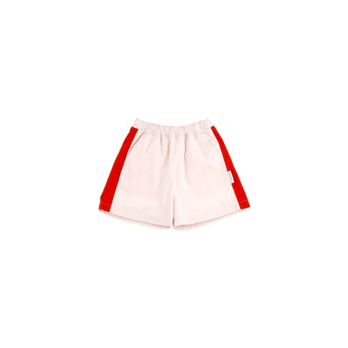 Solid Shorts Pink/Red