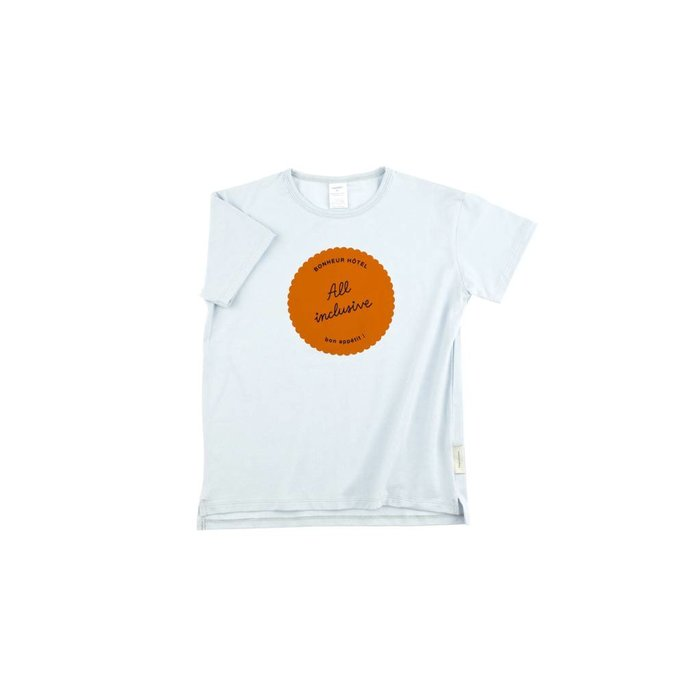 All Inclusive Tee White