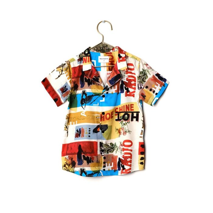 Bruno Shirt Ed Ruscha