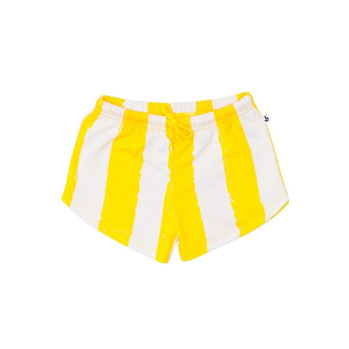 Shortie Yellow Stripes