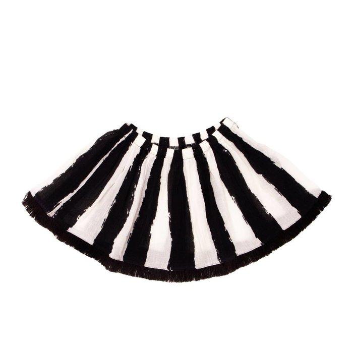 Roller Ski Black stripes