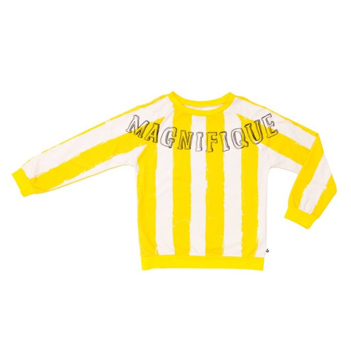 Sweater Yellow Stripes