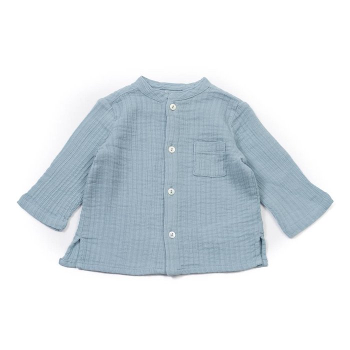 Baby Tunic Bleu Char