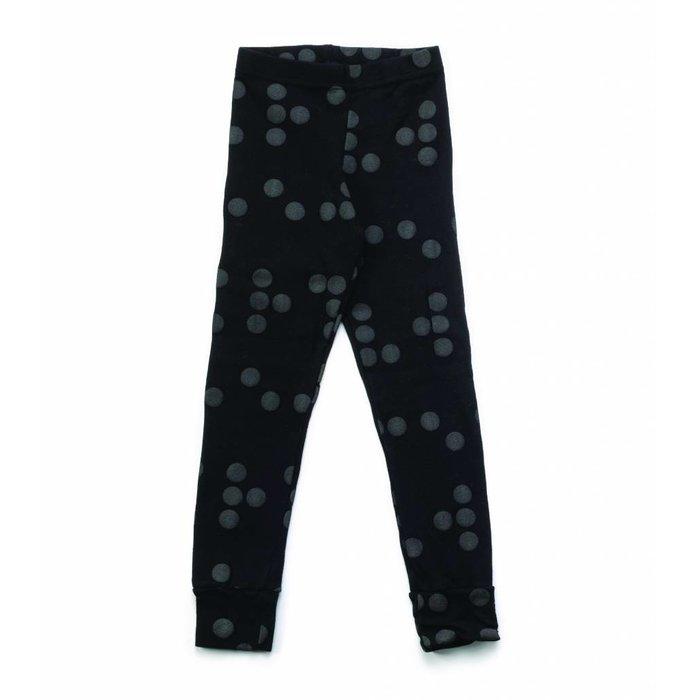 Braille Leggings Black