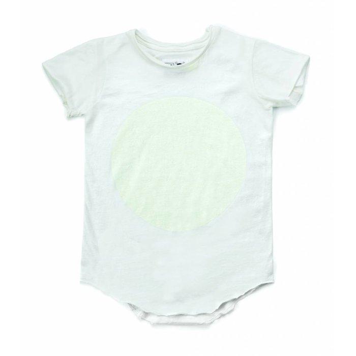 Circle Tshirt White