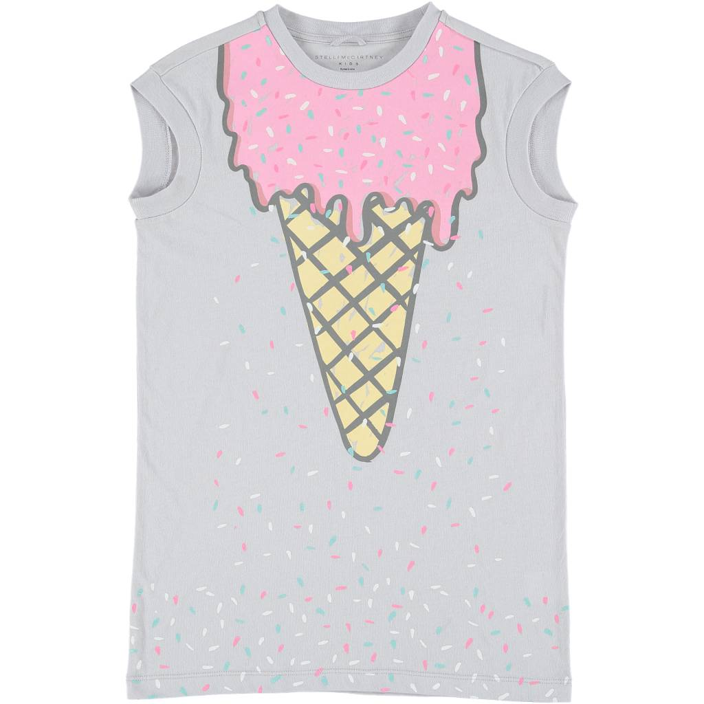Ice Cream Dress Lilac