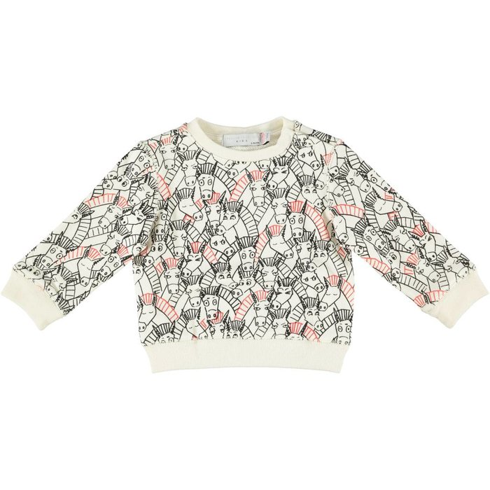 Donkey Sweatshirt Cream