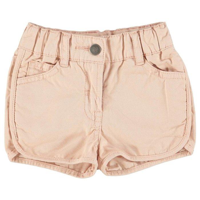 Chambray shorts Pink