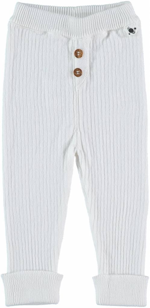 Knit Legging Ivory