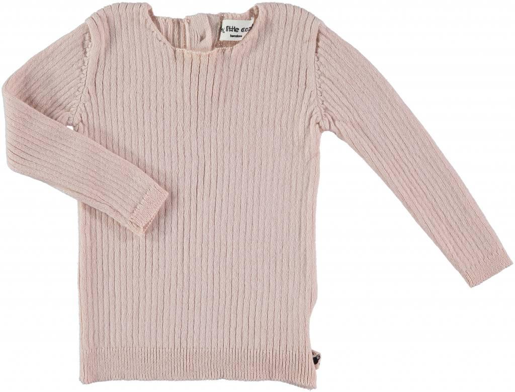 Knit Jersey Powder Pink