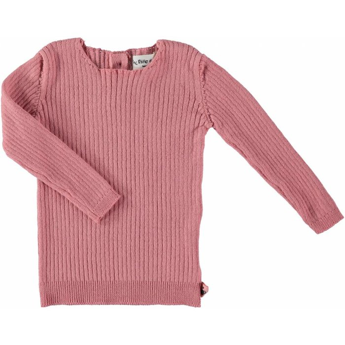 Knit Jersey Coral Cloud