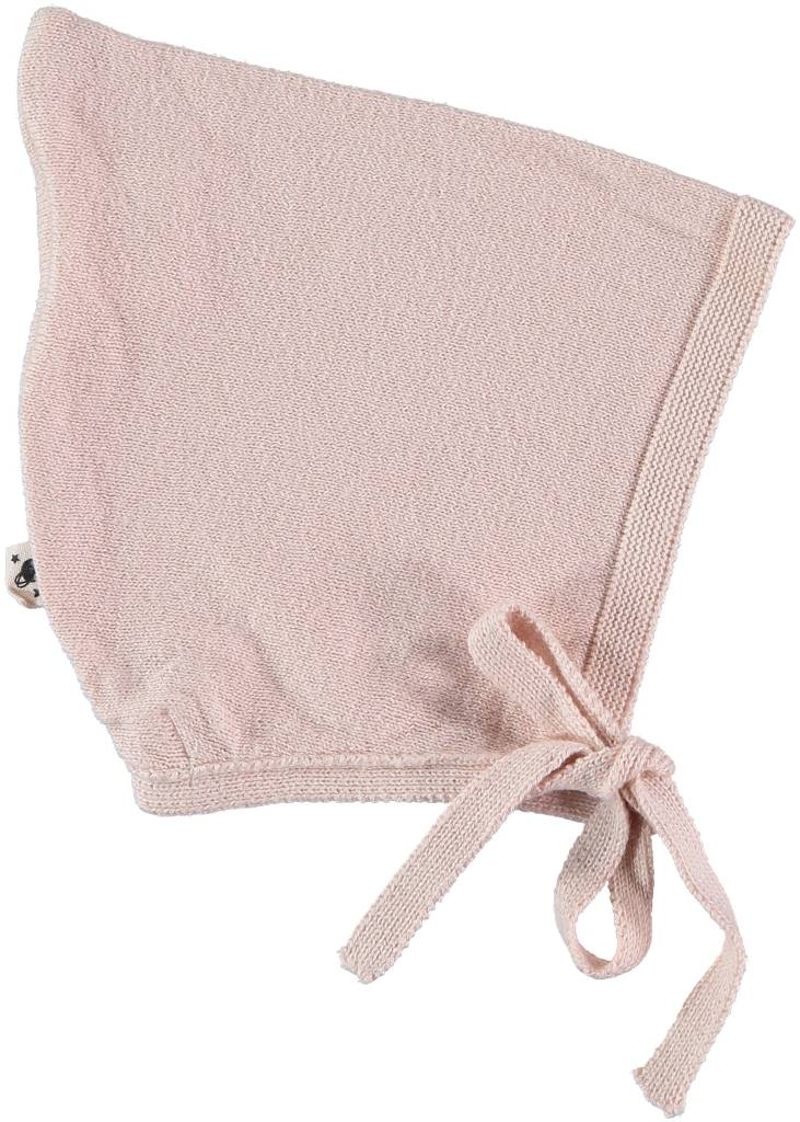 Knit Hat Powder Pink