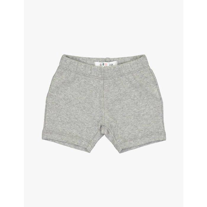 Biker Shorts Grey Heather