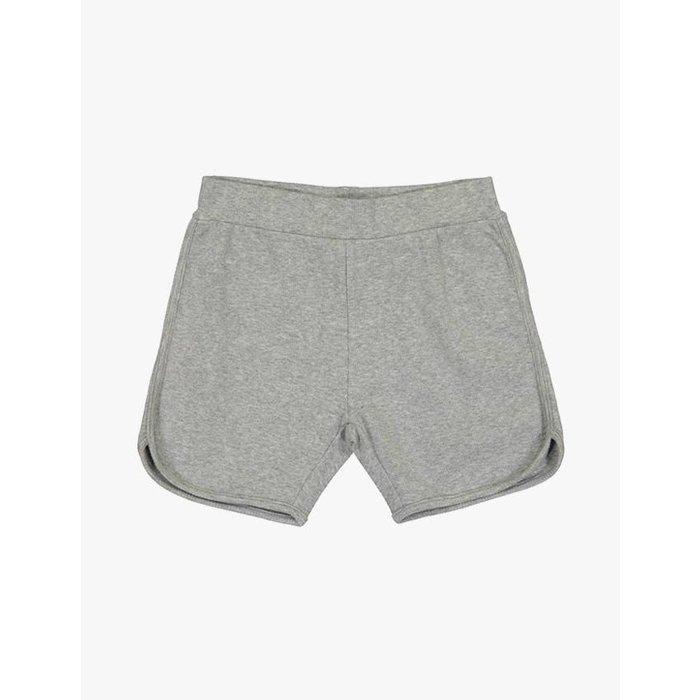Ribbed Shorts Grey Heather