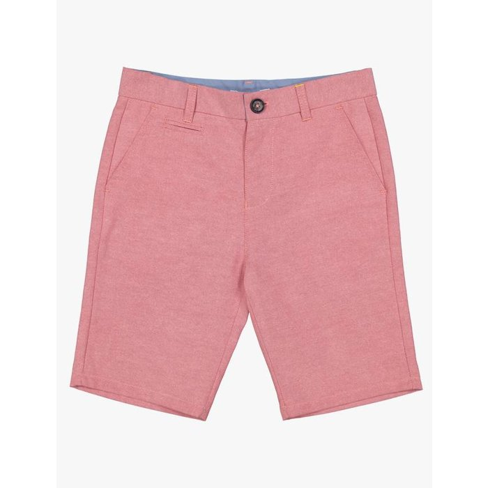 Oxford Shorts Red