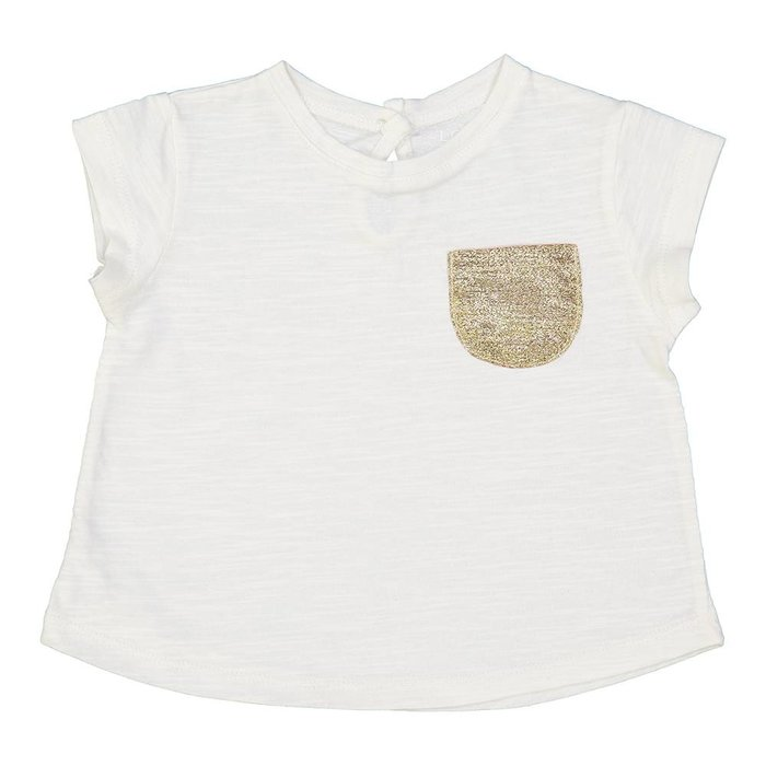 Anae Tee Sirt White/Jersey