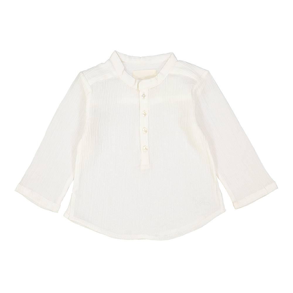 Grand Pere Shirt Off White