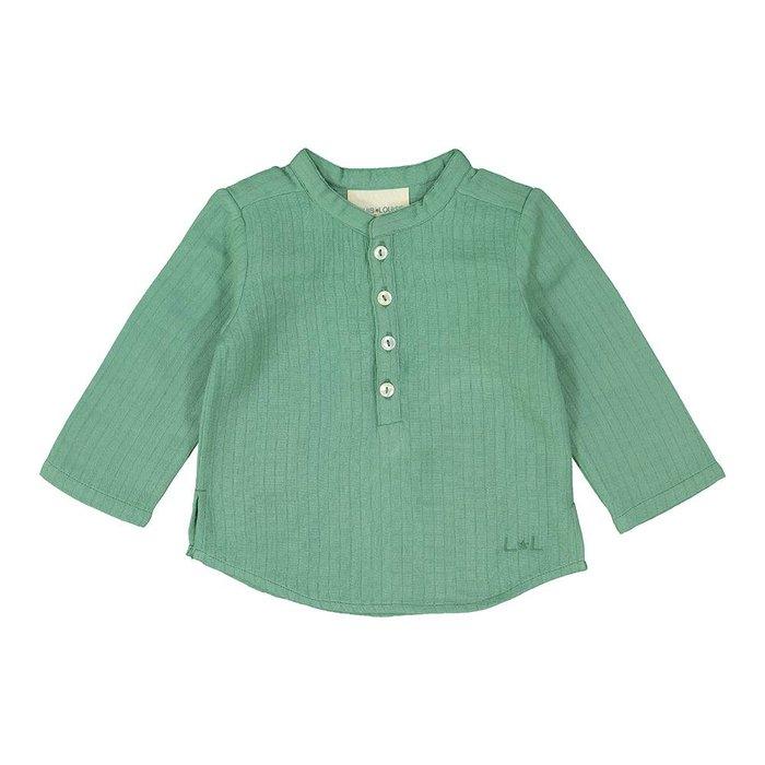 Grand Pere Shirt Green