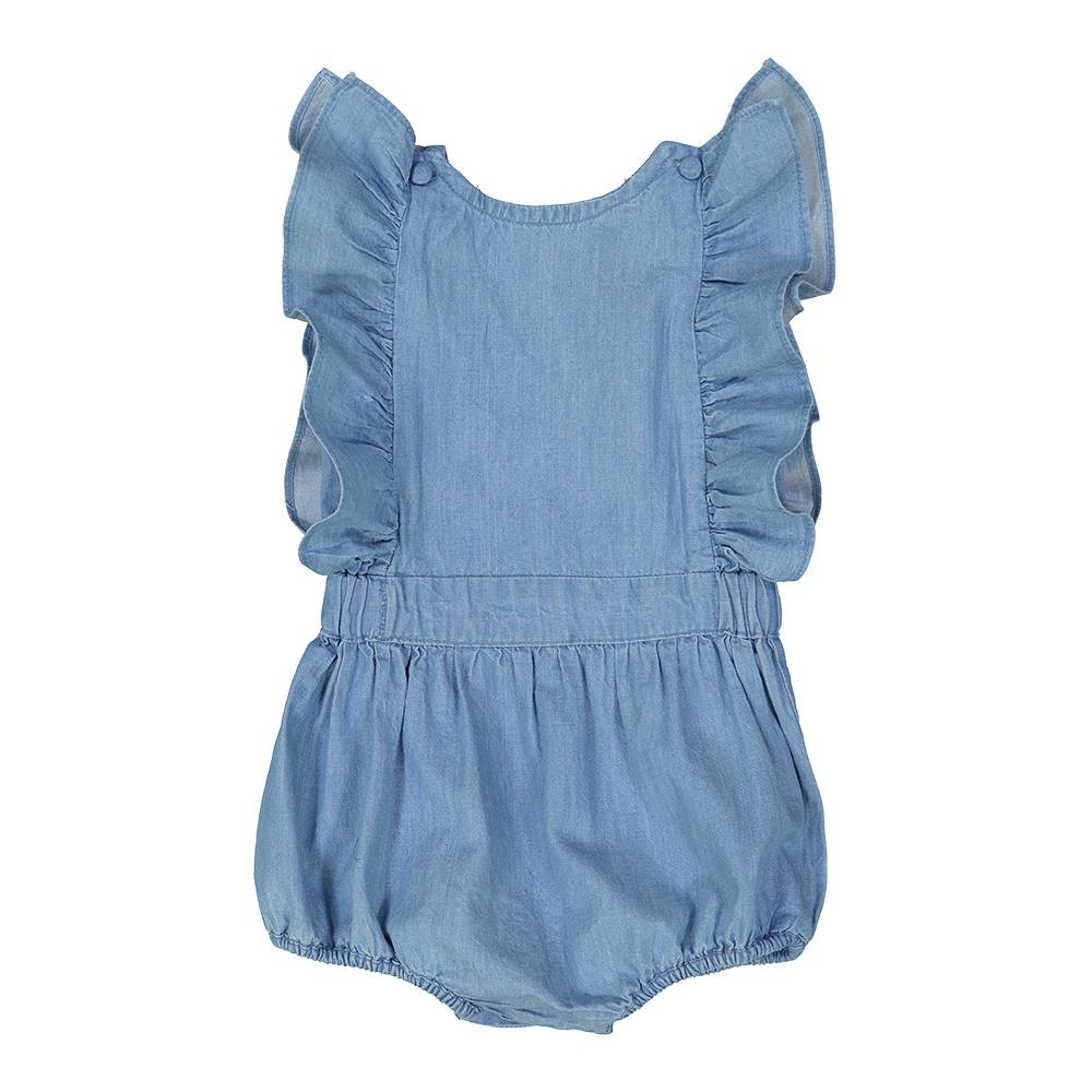 Marie Overall Blue