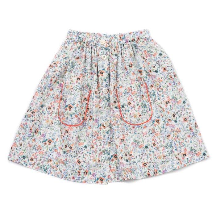 Printed Skirt Imp Melan