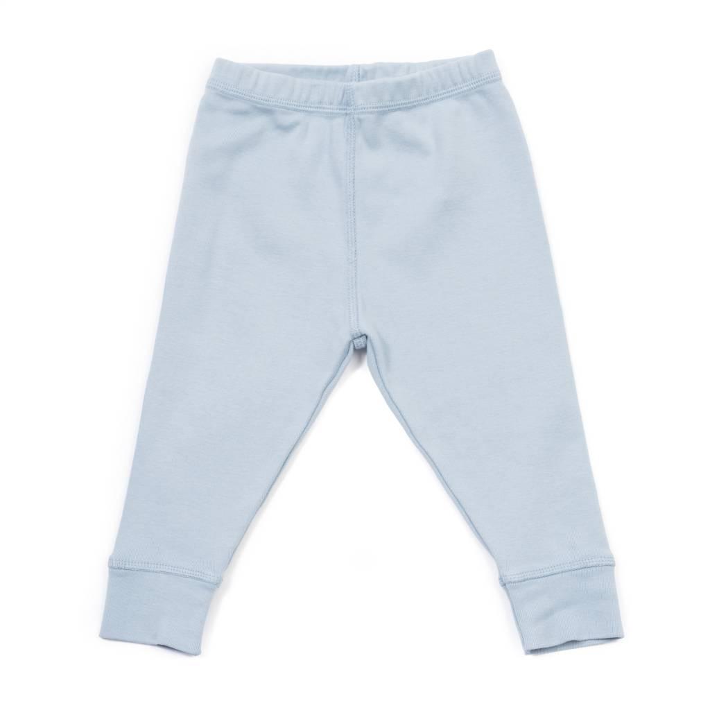 Baby Leggings Bleu Char