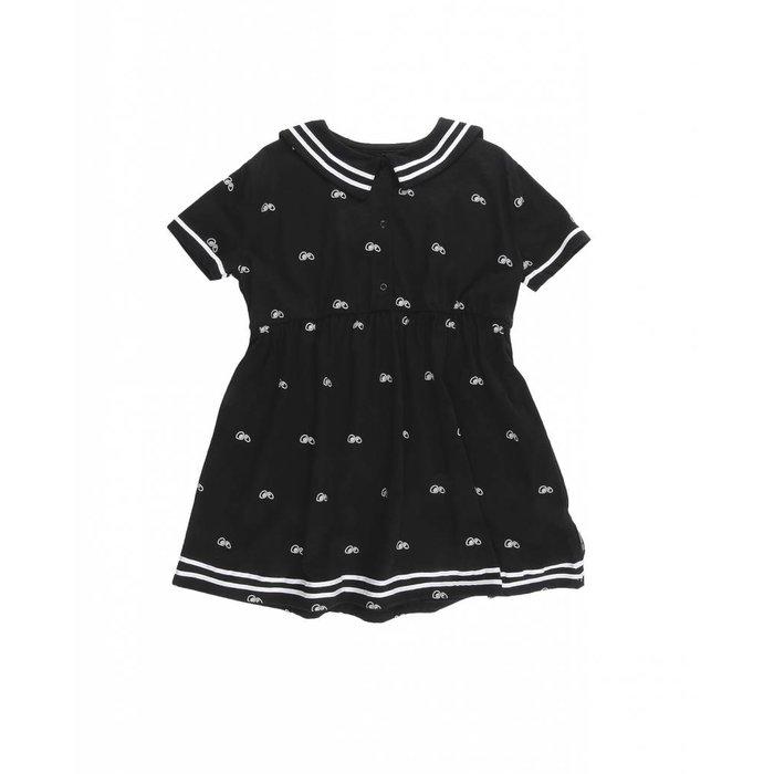 Dress Loose Fit Black