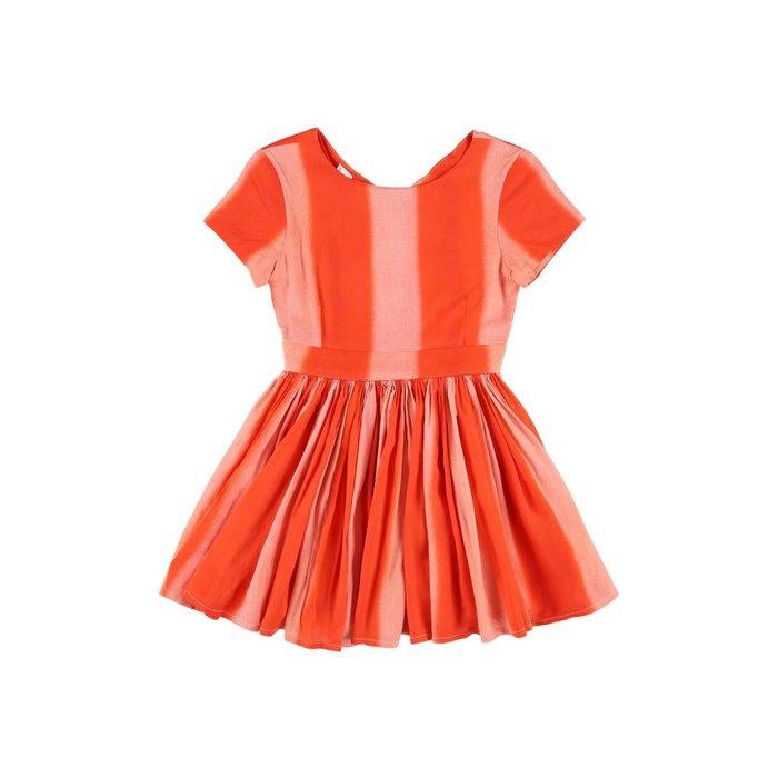 Harper Poppy Dress BigStripe