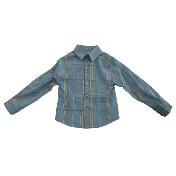 Ben Shirt Prato Pacific