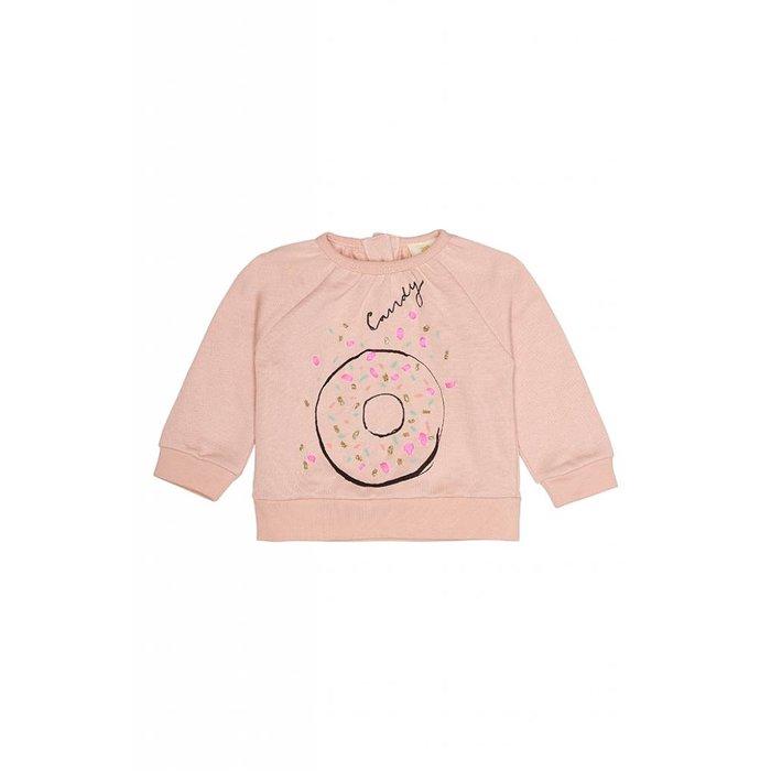 Annabel Sweatshirt Rose Cloud